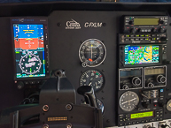 Aspen EFD 1000 and Garmin GTN 650