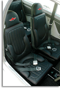 Mooney Seats