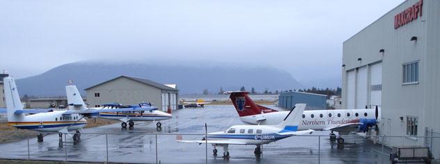 Largest avionics repair facility in Canada