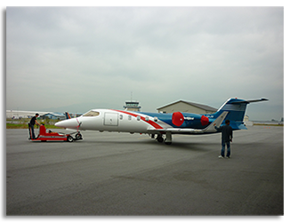 Lear Jet 31-A
