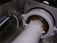 Drive Shaft Accelerometer